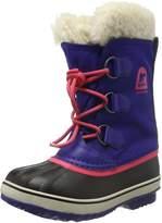 Sorel Girls' Yoot Pac Nylon Waterproof Winter Boot 1 M US
