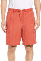 Mens Red Cargo Shorts - ShopStyle