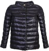 Herno Black Nylon Ultra-light Padded Jacket
