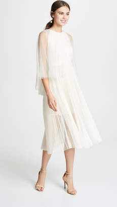 Maria Lucia Hohan Peonie Midi Dress