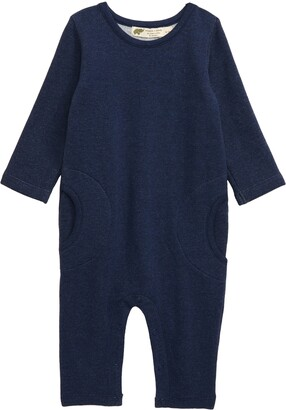 MONICA & Andy Stretch Organic Cotton Romper
