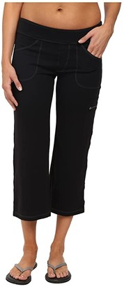 Stonewear Designs Compass Capris (Black) Women's Capri