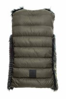 Mr & Mrs Italy New York Parka Midi With Fur