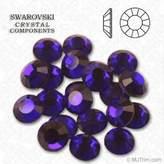 Swarovski Cobalt Rhinestones FlatBack ss16