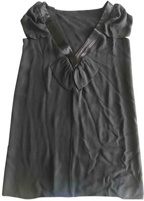Jasmine Di Milo Black Silk Dress for Women