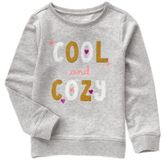 Crazy 8 Cool And Cozy Pullover