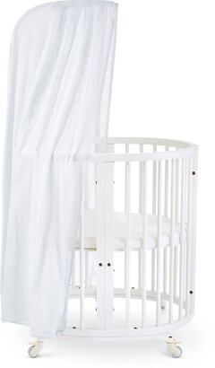 Stokke Organic Cotton Canopy for Sleepi Cribs