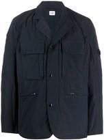 C.P. Company buttoned four-pocket jacket