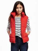 Old Navy Quilted Frost-Free Vest for Women