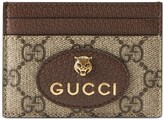 Thumbnail for your product : Gucci Neo Vintage GG Supreme card case