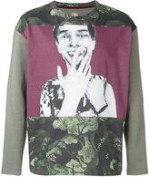 Antonio Marras graphic print sweatshirt