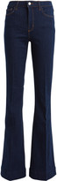 L'Agence The Affair Flared High-Rise Jeans