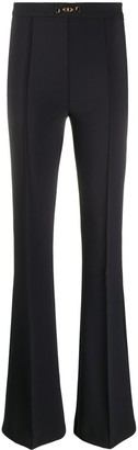 Elisabetta Franchi Flared Style Trousers