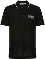 Givenchy logo polo top