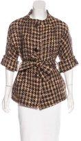 Kate Spade Wool Belted Coat
