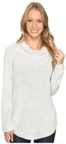 Fate Side Zip Cowl Neck Sweater