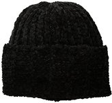 Collection XIIX Women's Chenille Super Cuff Beanie