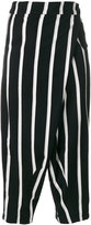 Henrik Vibskov Yuri striped trousers
