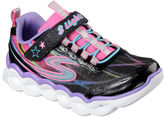Skechers S Lights Lumos Girls Light-Up Sneakers - Little Kids