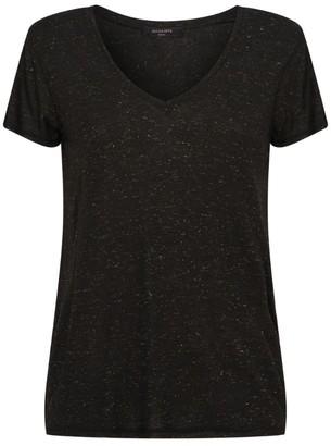 AllSaints Emelyn V-Neck T-Shirt