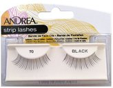 Andrea Lashes Strip Style 70 Black