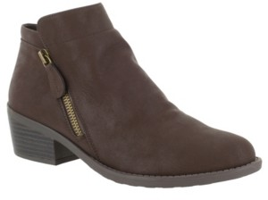 Easy Street Shoes Gusto Comfort Booties Women's Shoes