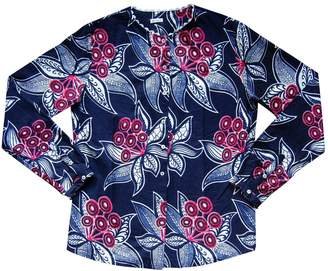 Nash Prints It Multicolour Cotton Top for Women