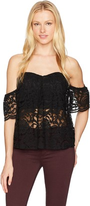 Bardot Women's Lila Lace Top