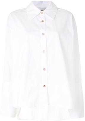 Edward Achour Paris Oversized Button-Down Shirt