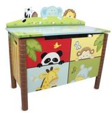 Teamson Sunny Safari Toy Chest