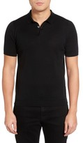 John Smedley Men's Seal Island Cotton Polo