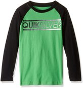 Quiksilver Little Boys Filler Long Sleeve Tee Shirt