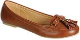 Refresh Tan Bell Tassel Loafer