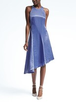 Banana Republic Heritage Asymmetrical Seamed Dress