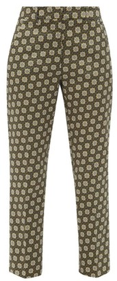 Max Mara Astrale Trousers - Navy Multi