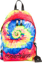 Moschino tie-dye backpack - men - Polyester - One Size