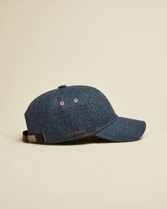 Ted Baker Herringbone Baseball Cap