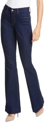 L'Agence Affair High Waist Flare Jeans