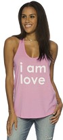 Peace Love World I am Love® Gumball Boyfriend Tank