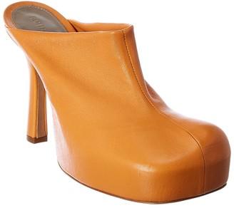 Bottega Veneta The Bold Leather Mule