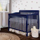 Dream On Me Blue Ashton 5-in-1 Convertible Crib