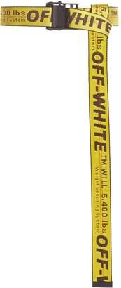 Off-White Off White Mini Industrial Belt