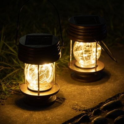 Outdoor Solar Lanterns Shop The World S Largest Collection Of Fashion Shopstyle