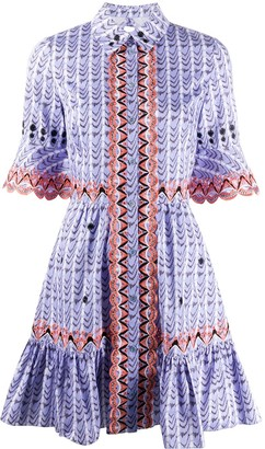 Temperley London short Poet dress