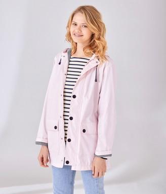Petit Bateau Women's CIRE_4417406 Rain Jacket