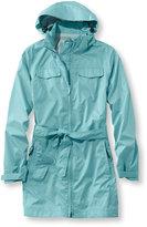 L.L. Bean Around-Town Raincoat