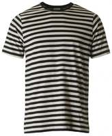 Dries Van Noten Hunt Striped Crew Neck T-shirt