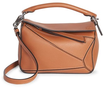 Loewe Mini Puzzle Leather Bag