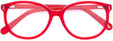 Stella McCartney round frame eyeglasses - kids - Acetate - One Size