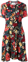 Sonia Rykiel floral shift dress - women - Rayon - 42